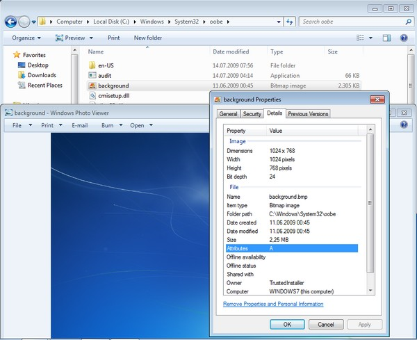 Windows 7 Сброс Активации